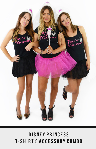 Hen Party Fancy Dress Costumes UK \u2013 Foxy Funk